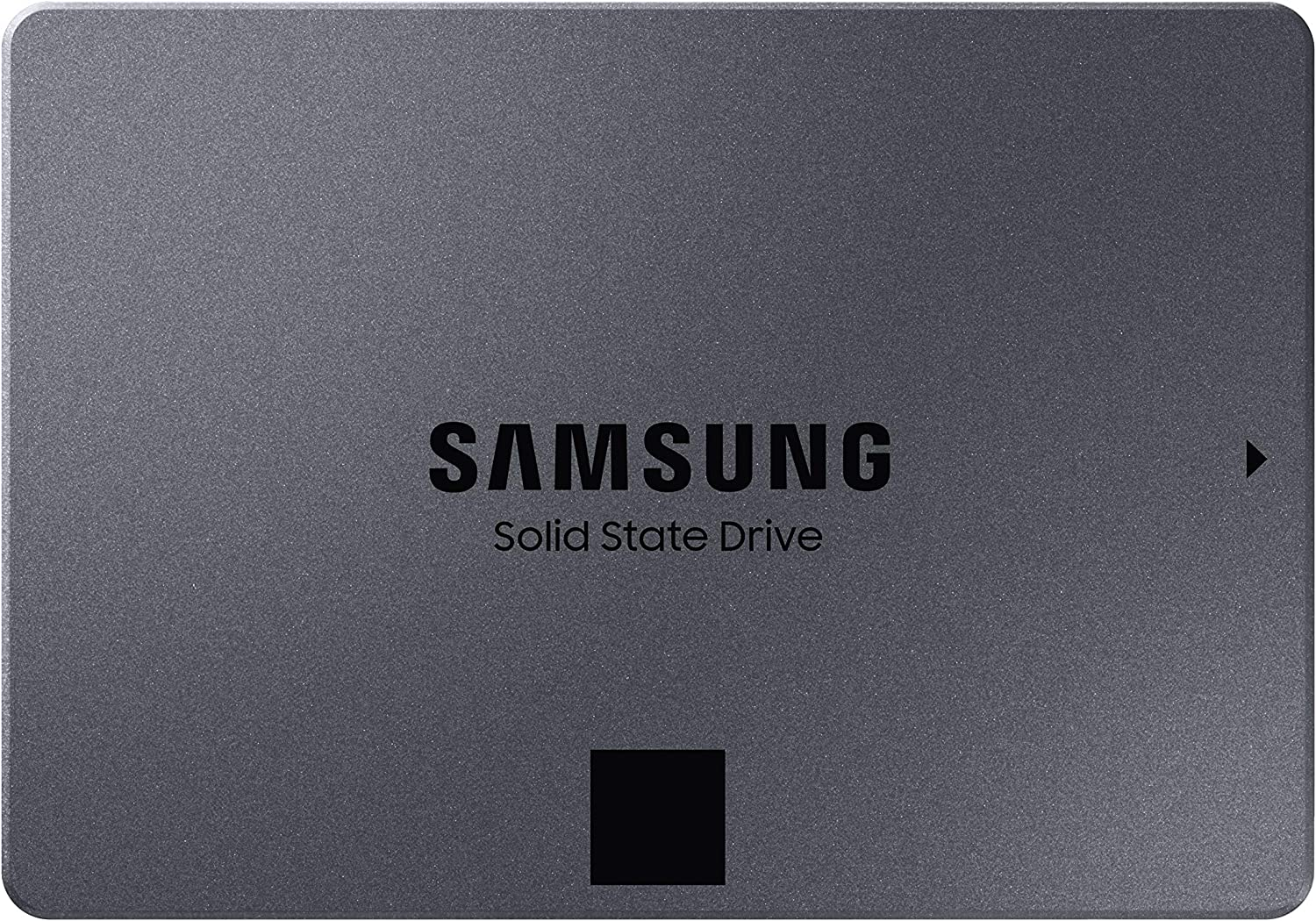 "SAMSUNG 870 QVO-Series 2.5"" SATA III Internal SSD Single Unit Version 1TB (MZ-77Q1T0B/AM)"