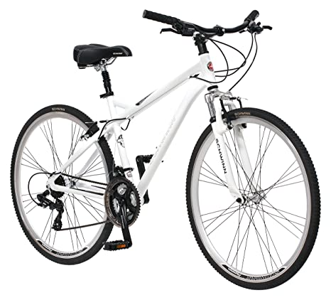Amazon.com : Schwinn Men\'s Network 3.0 700C Wheel Men\'s Hybrid ...