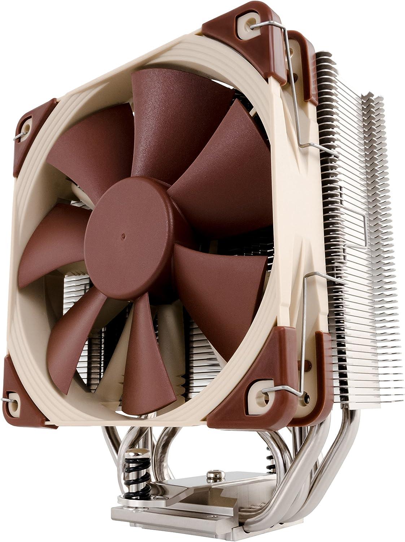 Noctua NH-U12S SE-AM4, Disipador de CPU para AM4 de AMD, de 120mm, Diseño de Torre y Máxima Calidad (Marrón)