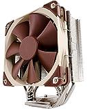 Noctua NH-U12S SE-AM4, Disipador de CPU para AM4 de AMD, Diseño de Torre y Máxima Calidad (Marrón)