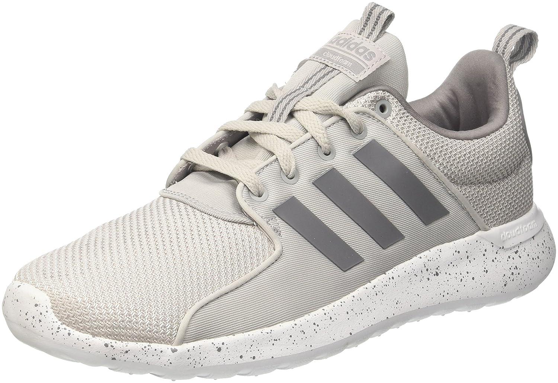 Adidas Cloudfoam lite Racer, Zapatillas de Gimnasia para Hombre 42 2/3 EU Gris (Grey Two F17 / Grey Three F17 / Ftwr White 0)