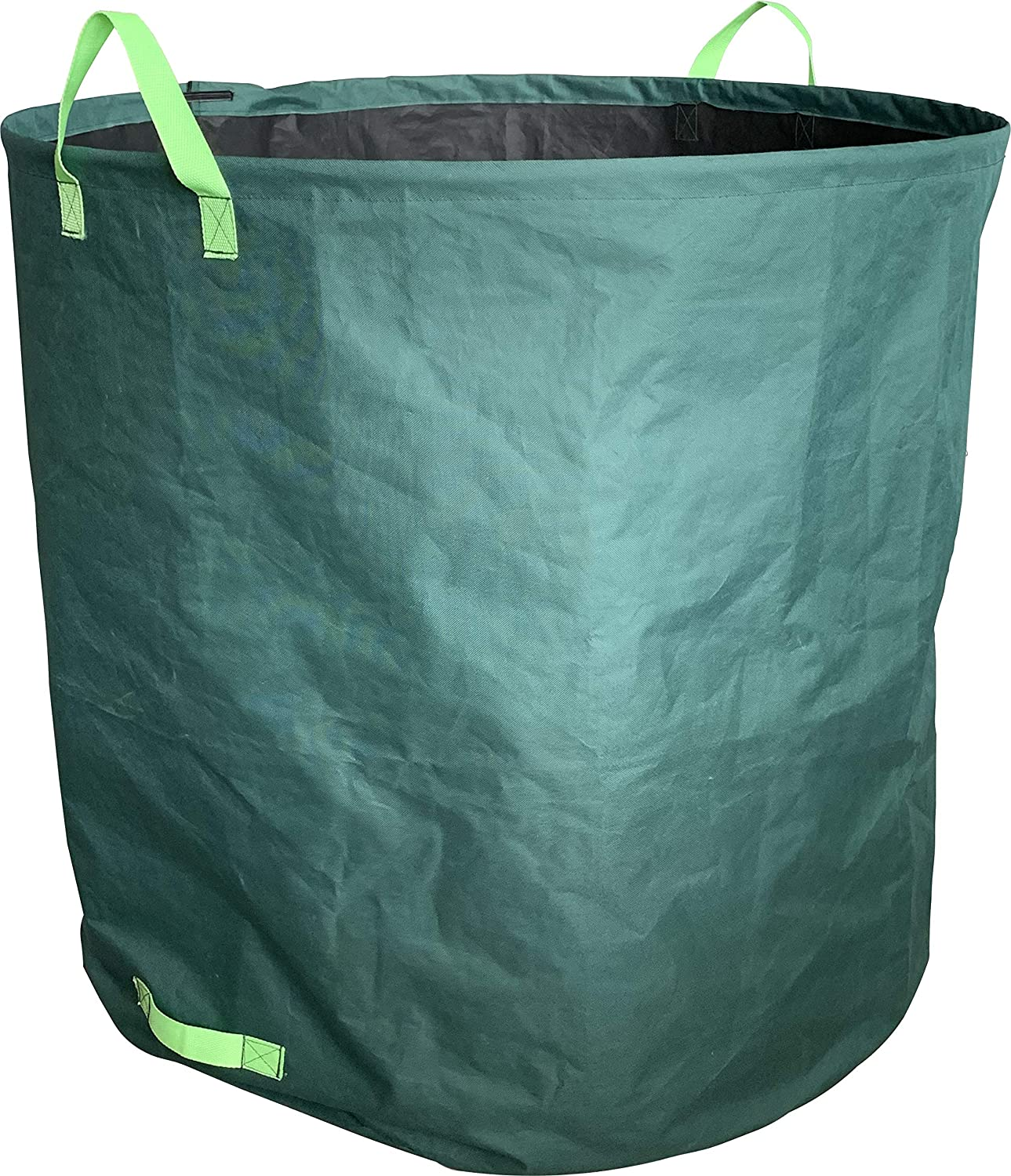 Ugold Fabric Reusable Yard Waste Bag, Leaf Bag, Work for Garden, Lawn and Patio, Clean Up Leaves and Waste (132 Gallons)