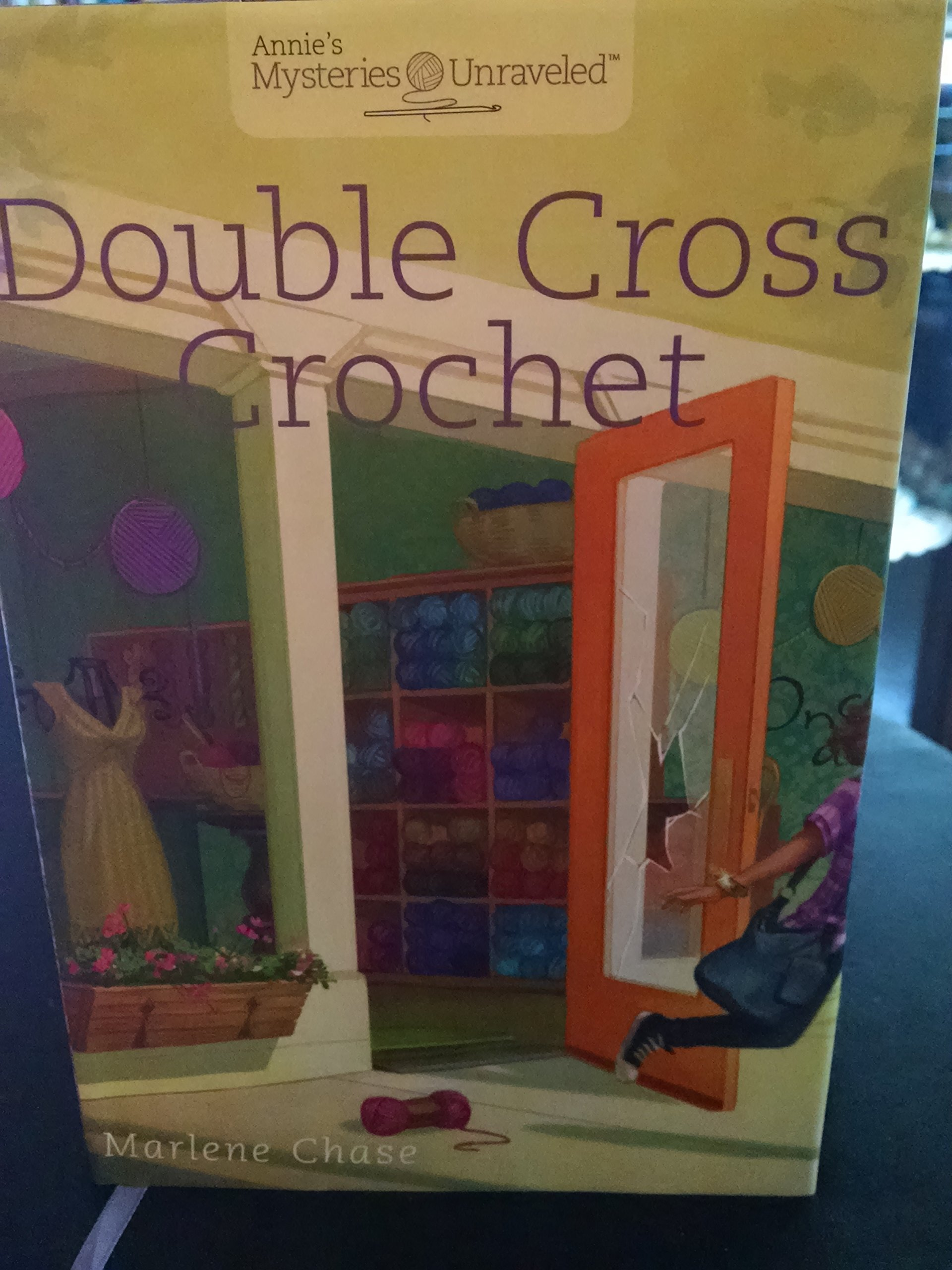 Double Cross Crochet pdf