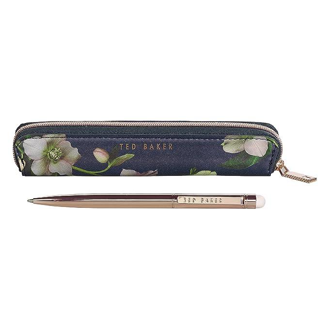 Lápiz táctil y lápiz capacitivo, color oro rosa: Amazon.es: Oficina y papelería
