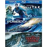 Twister / Poseidon / The Perfect Storm (Triple Feature) [Blu-ray]