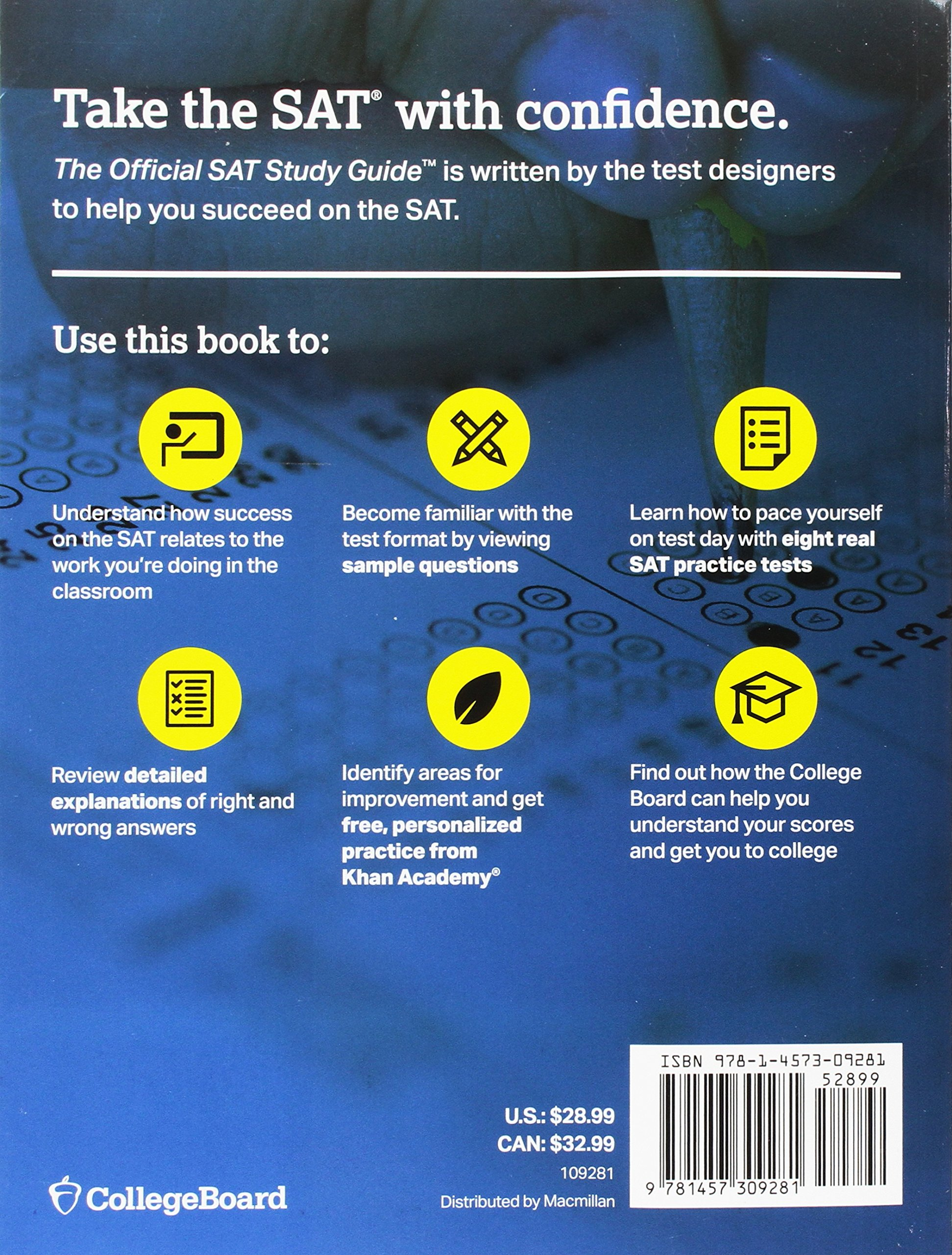 Buy The Official SAT Study Guide (Official Study Guide for