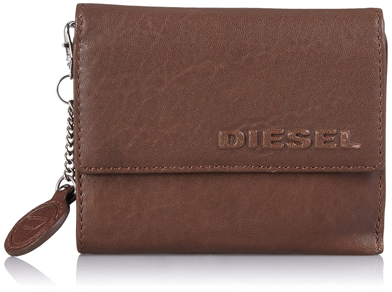 Diesel Monedero, Rojo (Rojo) - 00XC31PR427red: Amazon.es ...