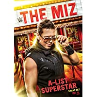 WWE: The Miz: A-List Superstar  (DVD)