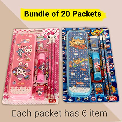 TIED RIBBONS Birthday Return Gifts For Kids Childrens Boys GirlsPack Of