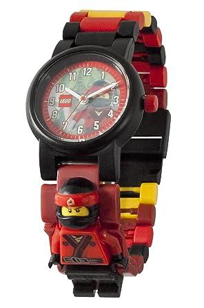 LEGO Ninjago Movie 8021117 Kai Minifigure Link Buildable Watch   red ...
