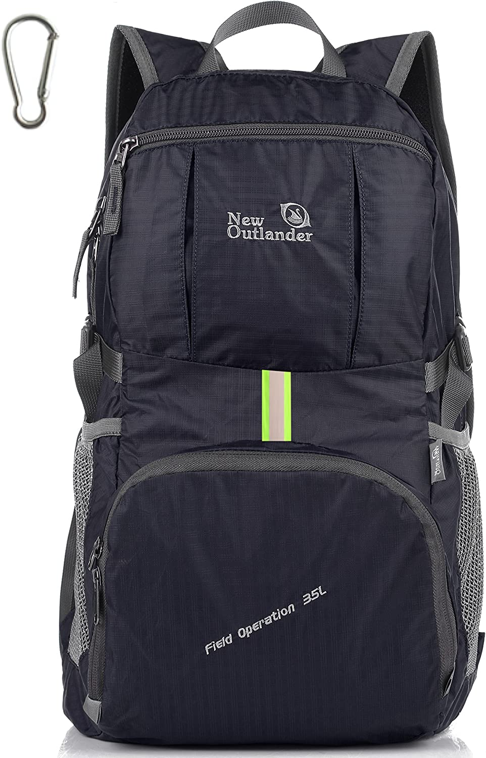 Outlander Packable Lightweight Travel Hiking Backpack Daypack