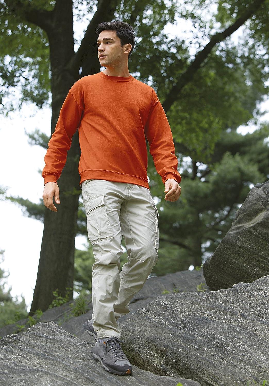 Gildan 9.3 oz Sweatshirt 12000