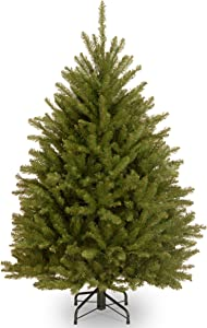 National Tree Company Artificial Christmas Tree Includes Stand Dunhill Fir, 4.5 ft