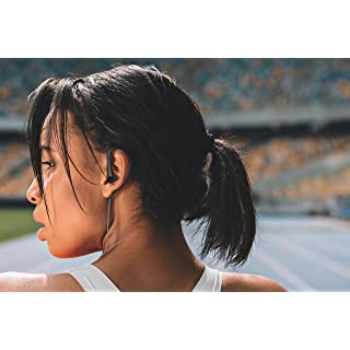 Motorola Earbuds Active in-Ear Headphones (Grey) In-Ear at amazon