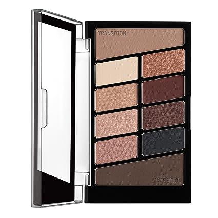 Amazon.com : wet n wild Color Icon Eyeshadow 10 Pan Palette, Nude Awakening