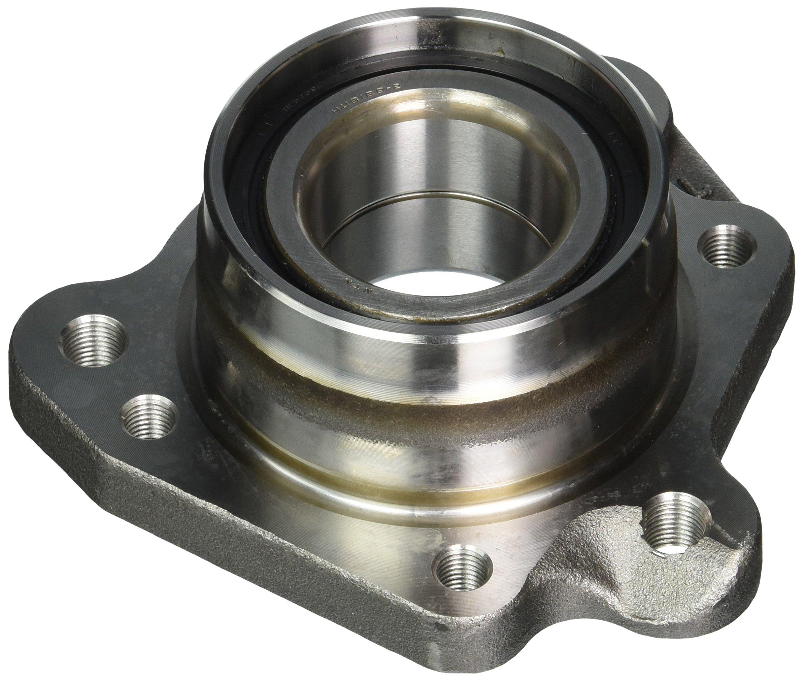 Timken 512166 Rear Wheel Bearing Module