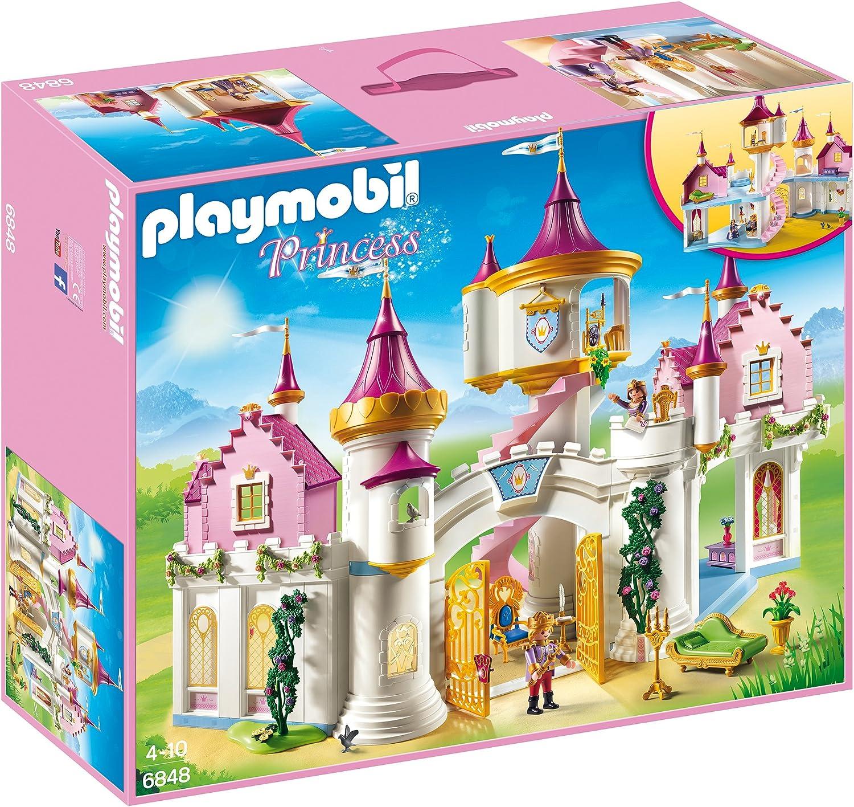 Playmobil Gran Palacio de Princesas 6848: Amazon.es: Juguetes y juegos