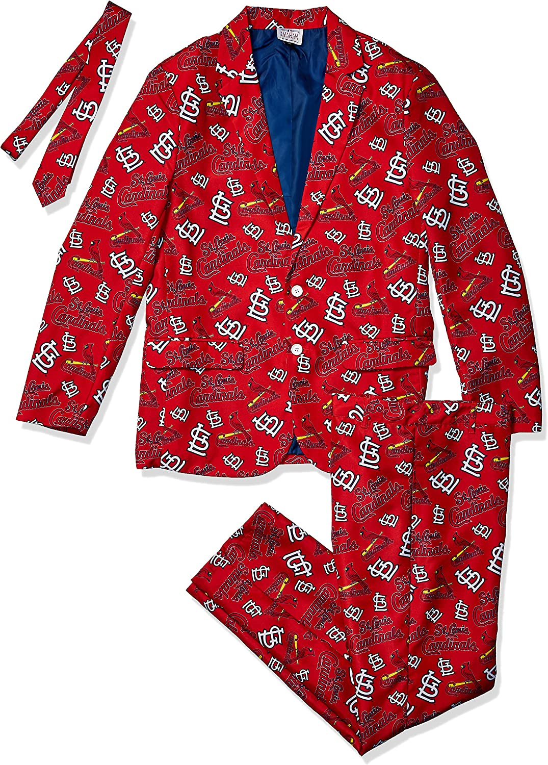 FOCO MLB mens Repeat Ugly Business Suit Mens