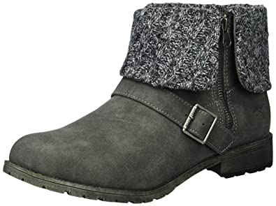 Women's Bentley Eagle PU-Platoon Fabric Ankle Boot
