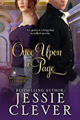 Once Upon a Page (Shadowing London Book 1) Kindle Edition