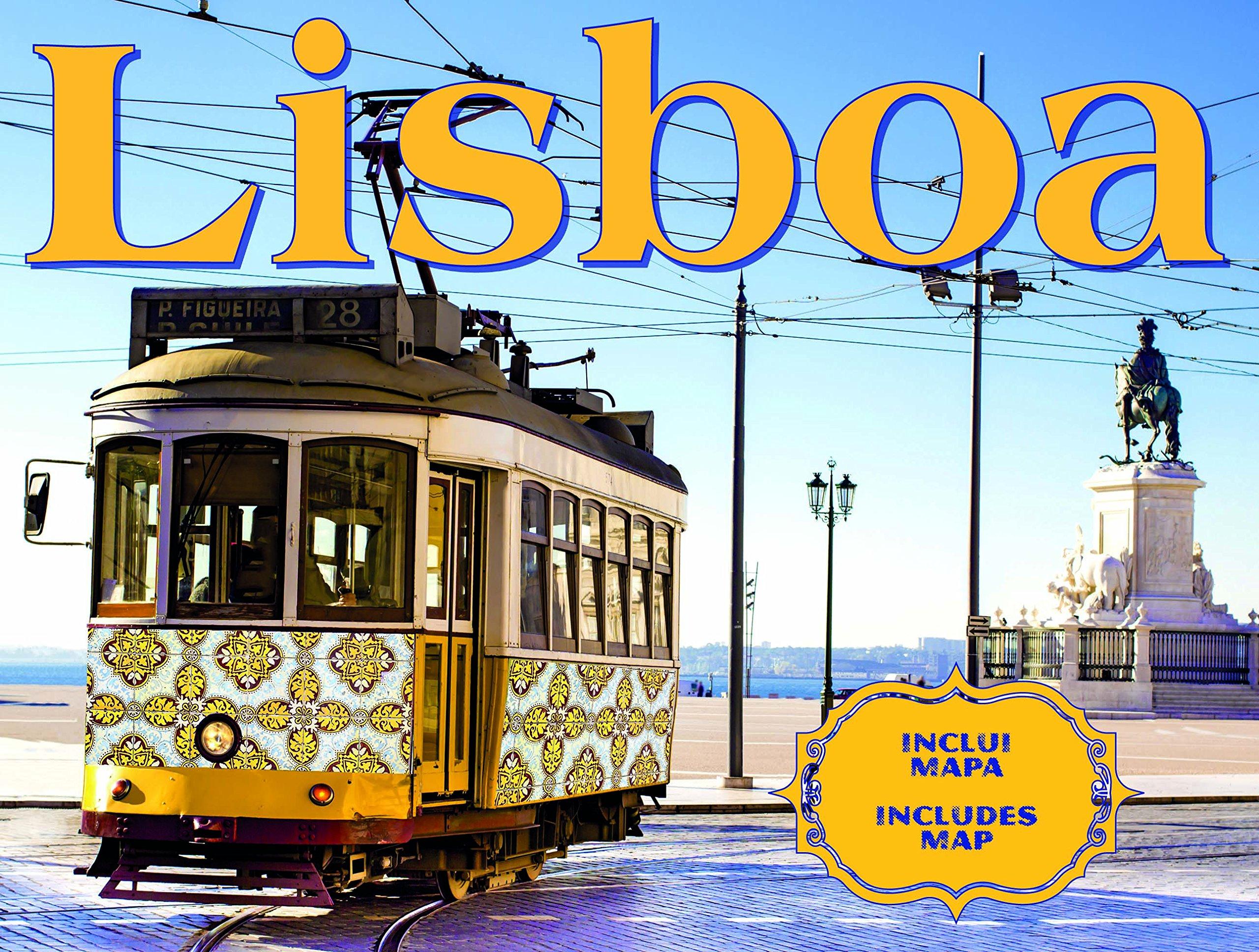 Lisboa Cidade de Luz Hardcover – January 2, 2018