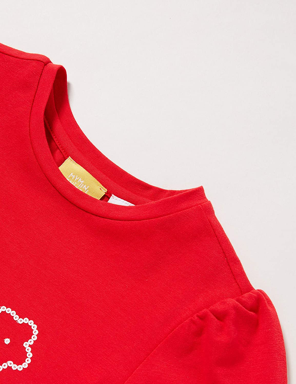 Chicco T-Shirt Manica Corta Bimba Camiseta de Tirantes para Ni/ñas