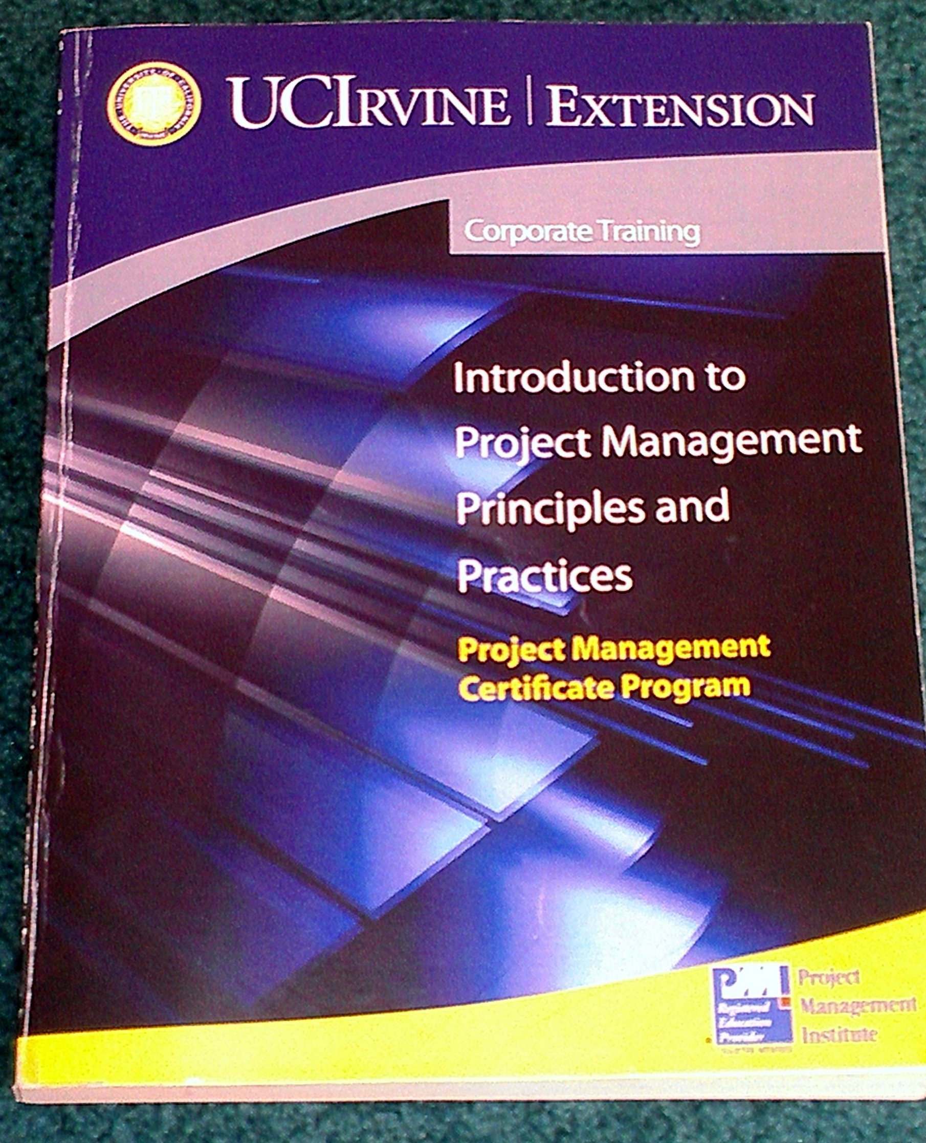 Introduction To Project Management Principles And Practices
