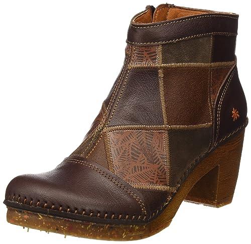 056149bf846ee8 Art Damen Amsterdam Kurzschaft Stiefel  Amazon.de  Schuhe   Handtaschen