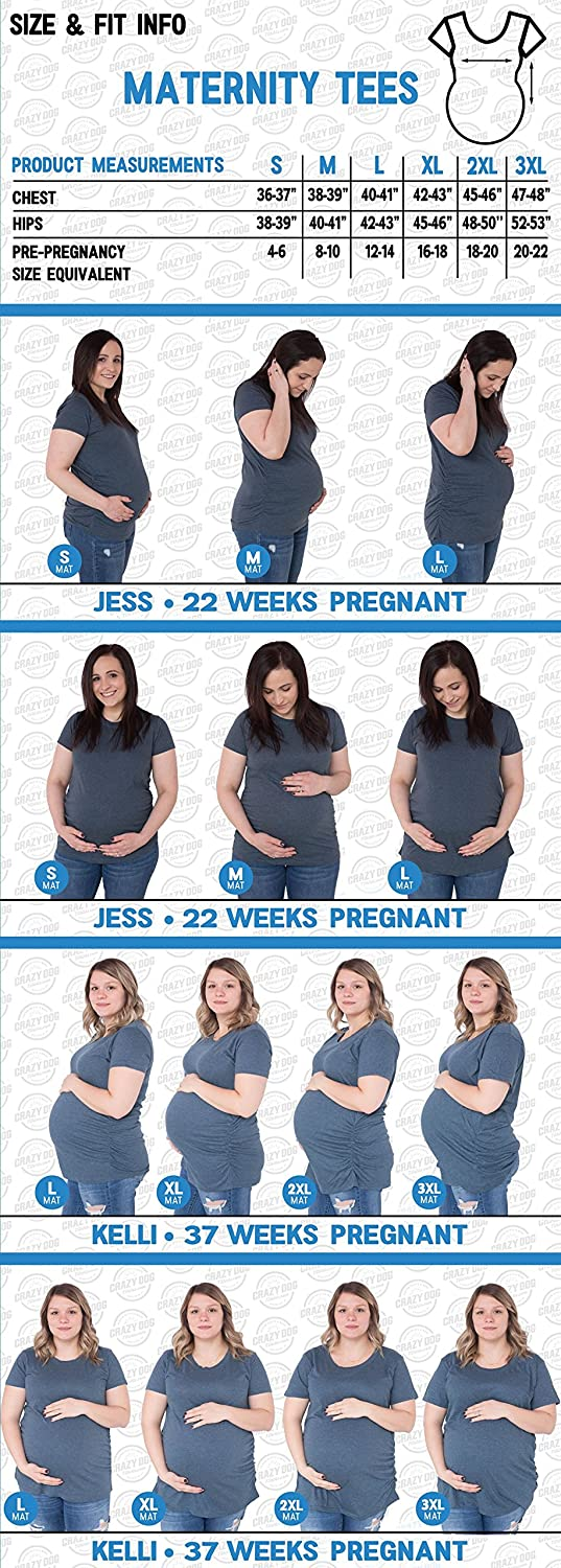 Maternity Me And Mini Me Tshirt Adorable Mommy Pregnancy Announcement Tee