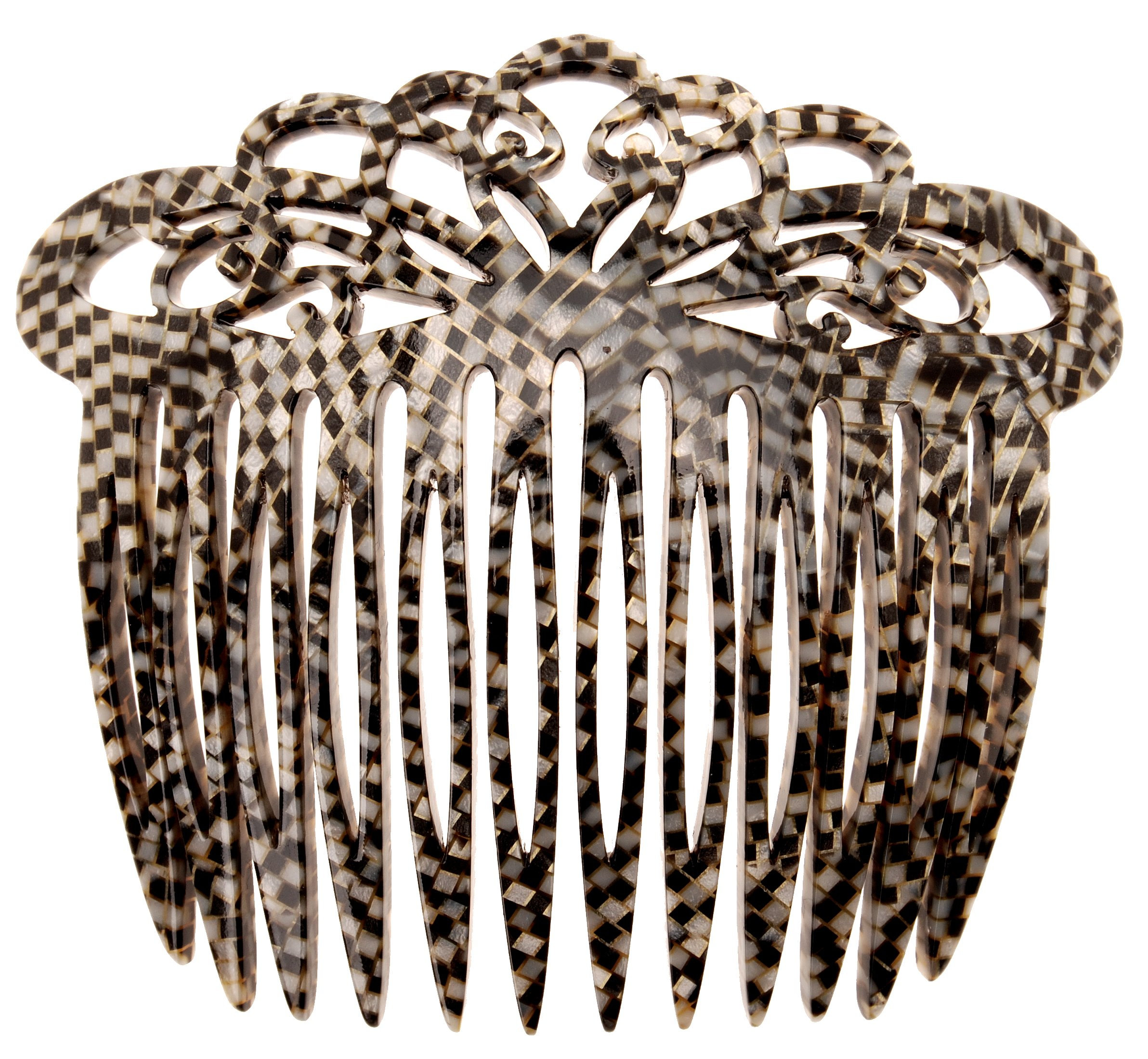 France Luxe Chicago Comb - Opera Silver by France Luxe