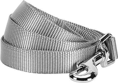 Simple Grey Leash