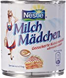 Bärenmarke Nestle Milchmädchen gezuckert Kondensmilch, 12er Pack (12 x 400 g Dose)