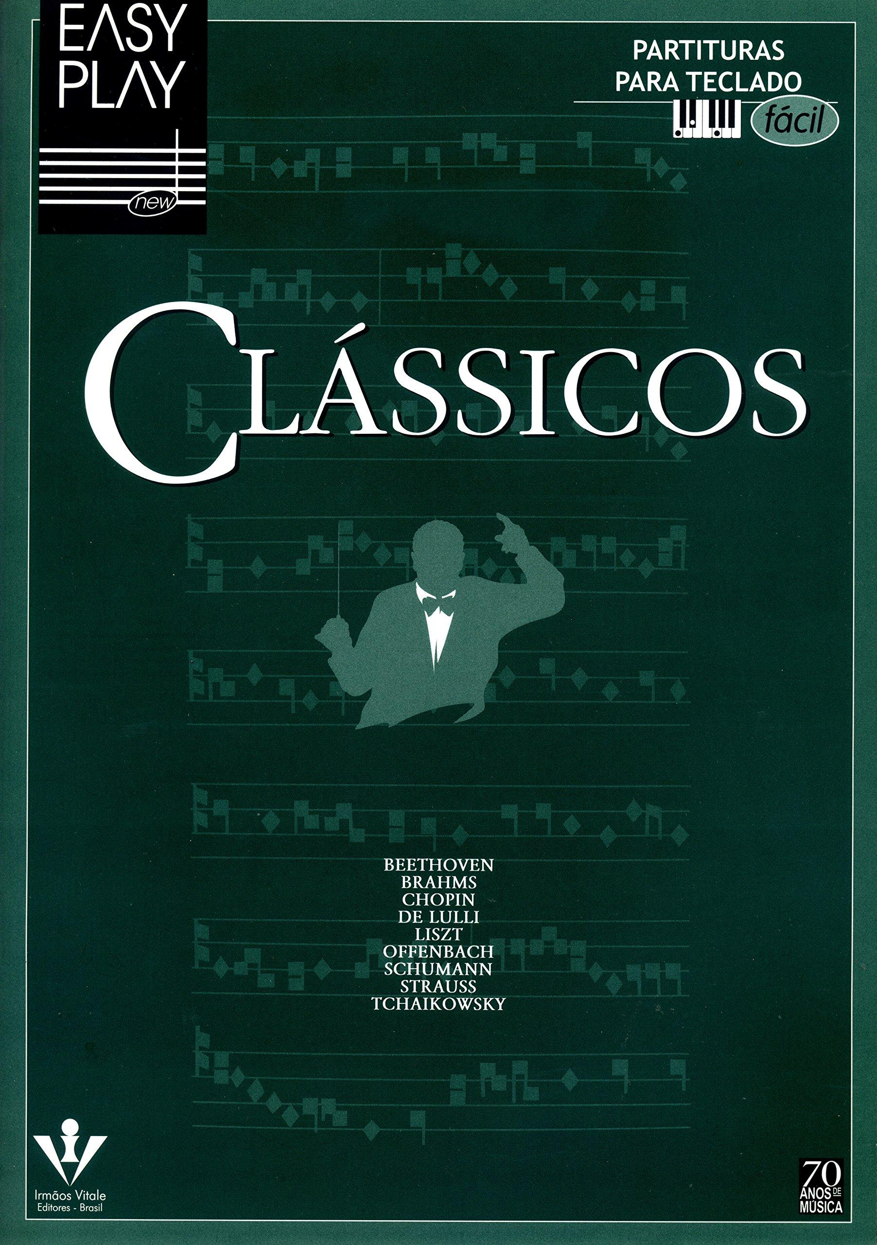 Easy Play. Clássicos (Portuguese Brazilian) Paperback – 1996