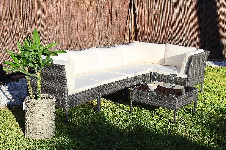 Kiefergarden Conjunto de sofá de Exterior esquinero Kansas ...