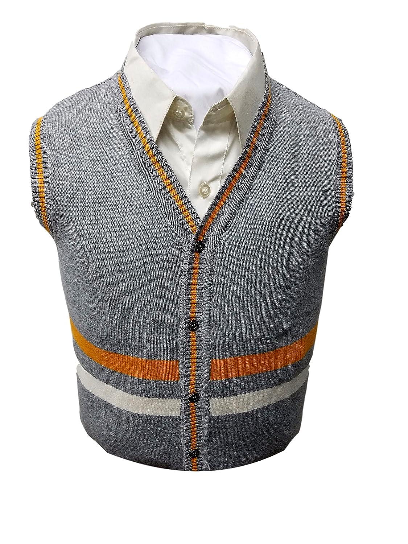 Viero Richi Vest Sweater 100% Cotton 2381