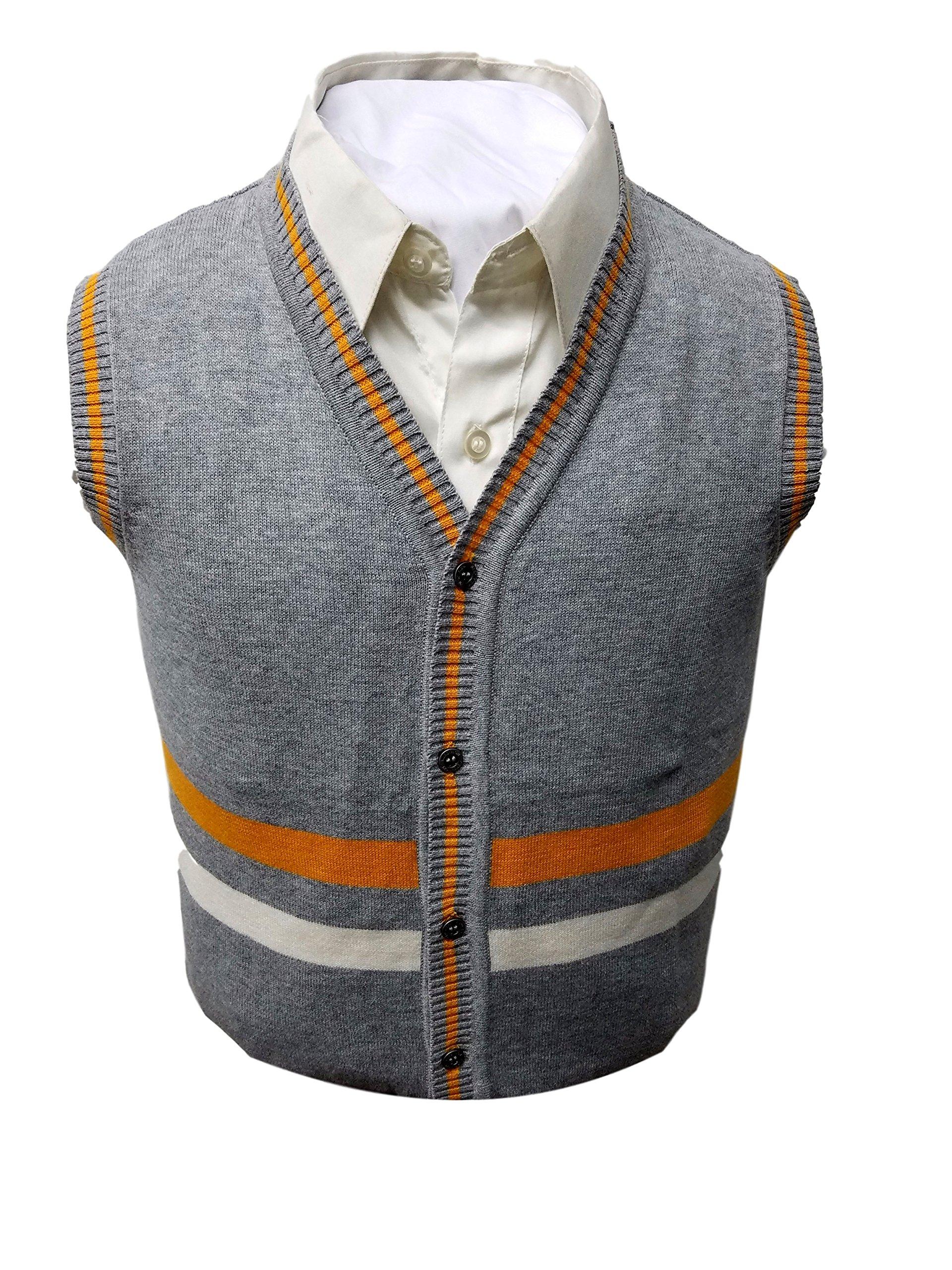 Viero Richi Vest Sweater 100% Cotton 2381 (12)