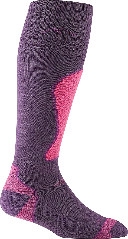 Darn Tough Thermolite OTC Padded Cushion Sock - Women's Night Shade/Plum Small 1813