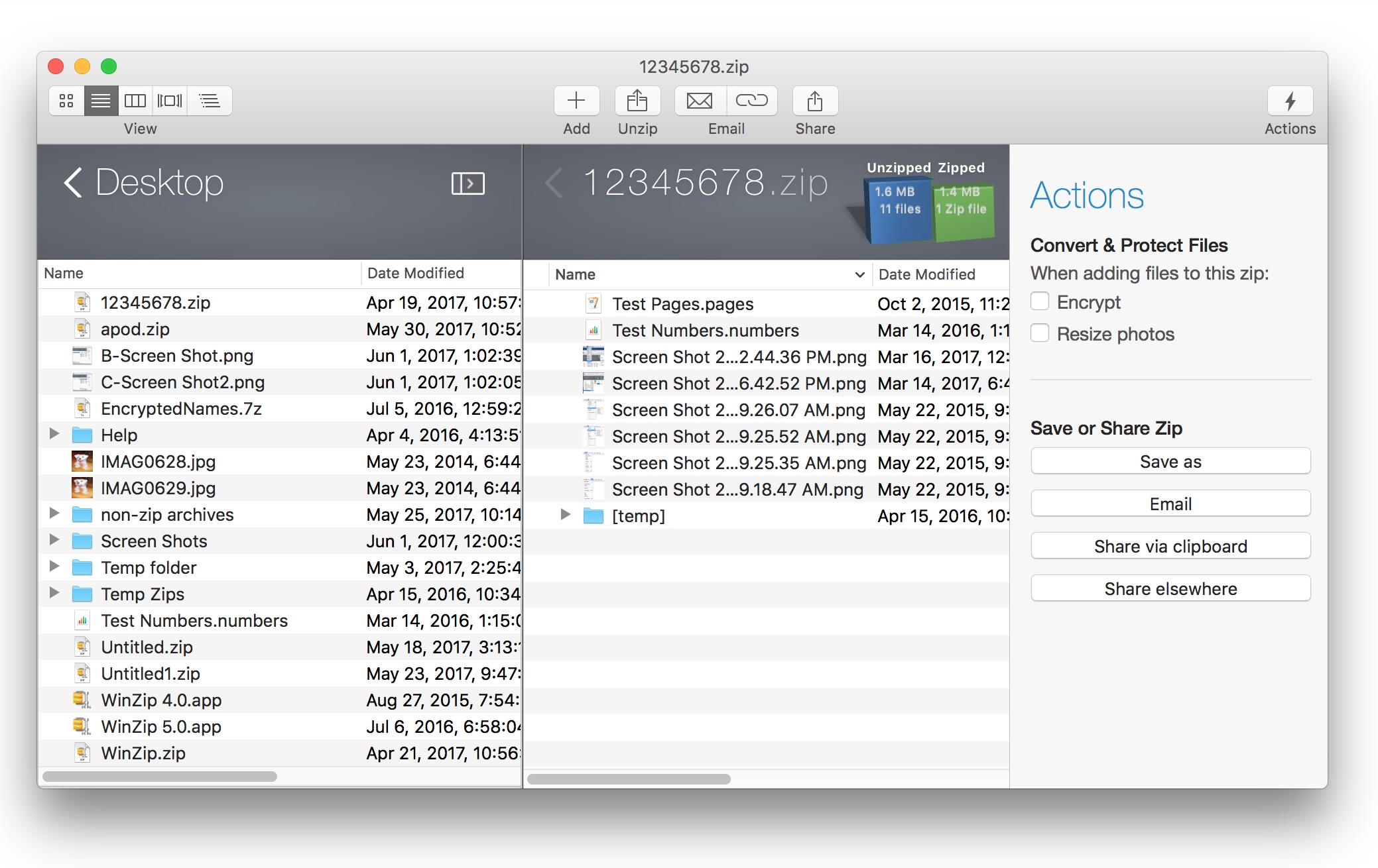 Unzip Files Software