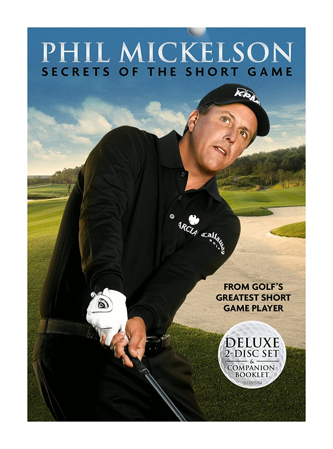Amazon com: Phil Mickelson - Secrets of the Short Game: Phil