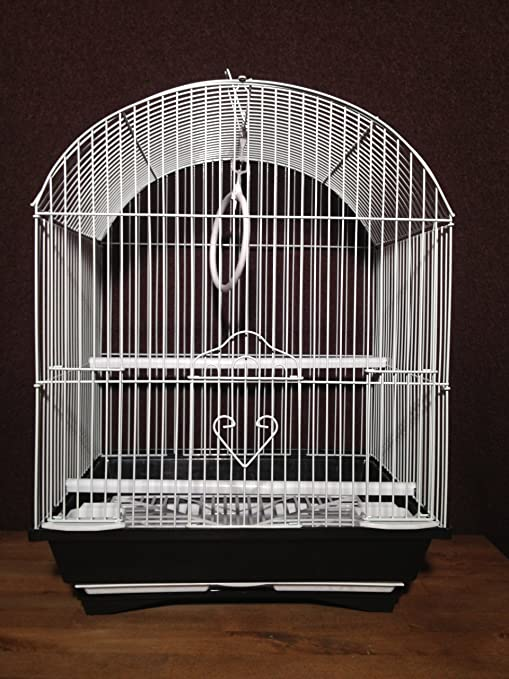 Jaula de pájaro jaula jaula transporte kanarien Periquito Con ...