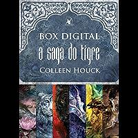 Box A saga do tigre: A maldição do tigre • O resgate do tigre • A viagem do tigre • O destino do tigre • A promessa do…