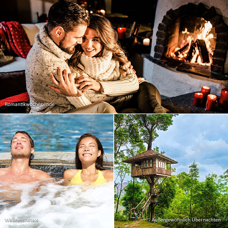 2 Personen 35 Erlebnisse 360 Orte mydays Erlebnis-Gutschein Just Married Geschenkidee zur Hochzeit