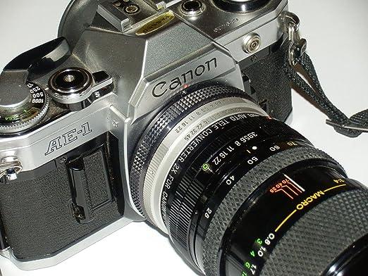 Cámara Réflex – Fotos Camera – SLR Canon AE de 1 AE1 inclusive ...