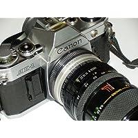 Fotocamera reflex incl. calman auto tele Converter 2X For Canon FD–Macchina fotografica camera–SLR Canon AE 1AE1inclusive obiettivo MC Soligor S/M Zoom + Macro 28–70mm 1: 3.9–4.8diametro 55No. 9875188# # # rara analogico Ingegneria da collezionare–by lll # # #