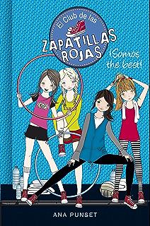 (Serie El Club de las Zapatillas Rojas 4)