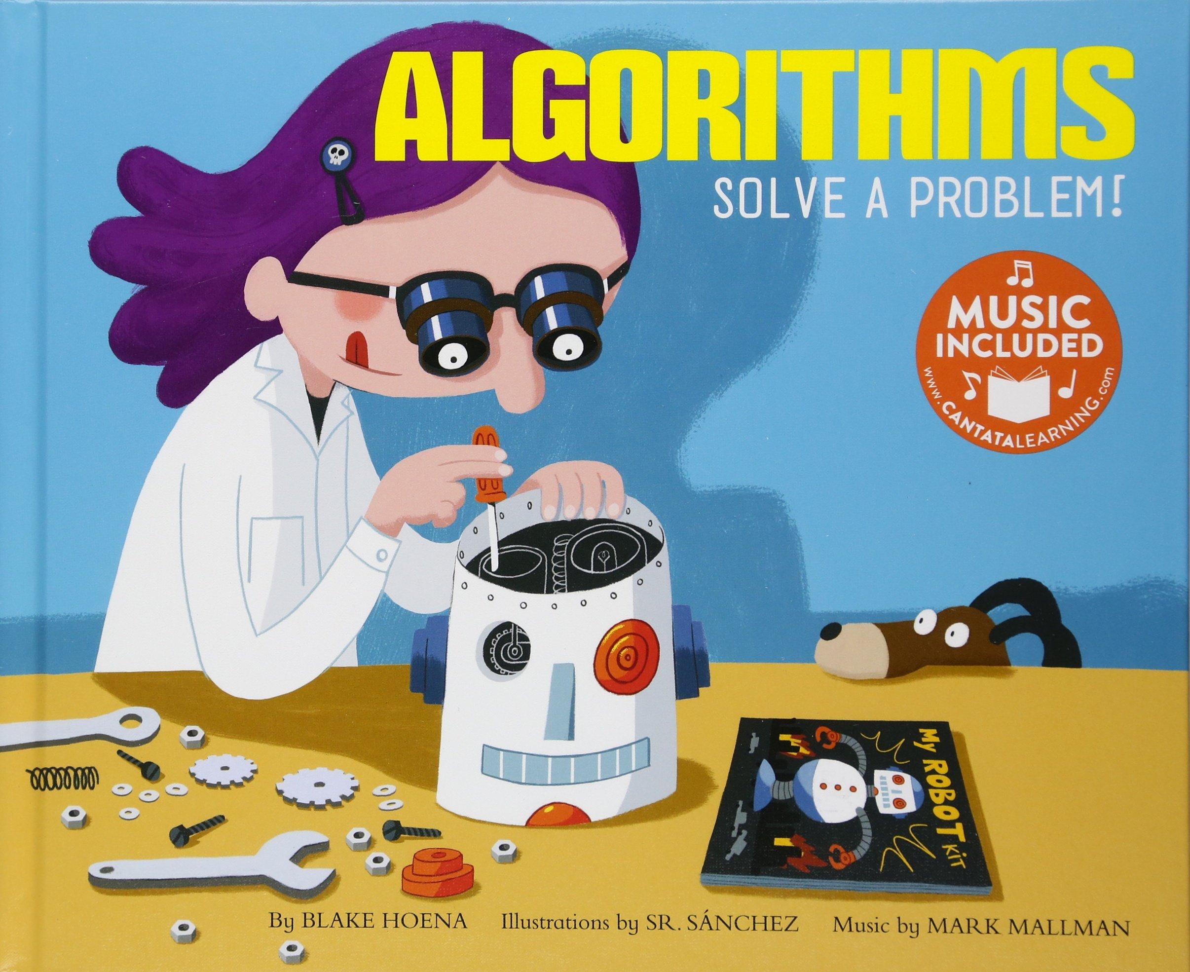 Algorithms: Solve a Problem! (Code It!)