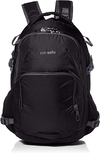 PacSafe Venturesafe G3 28l Anti Theft Black Casual Daypack, Black