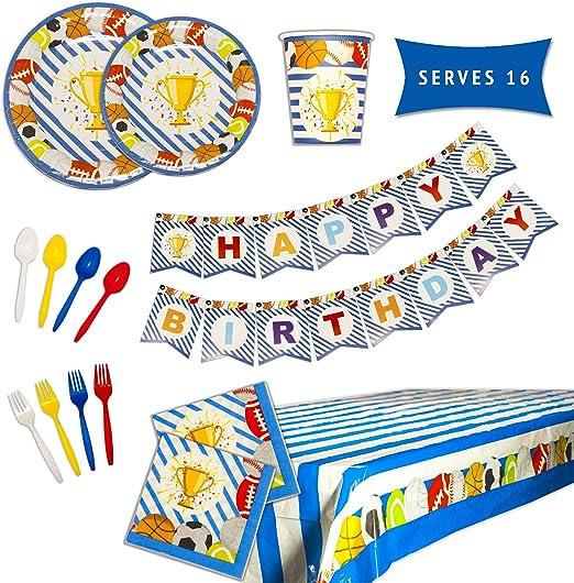 Amazon.com: Suministros y decoraciones para fiestas de ...