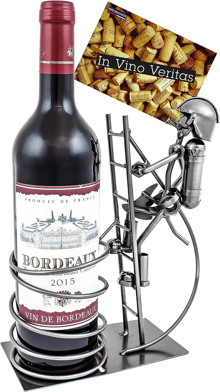 Soporte para botella de vino