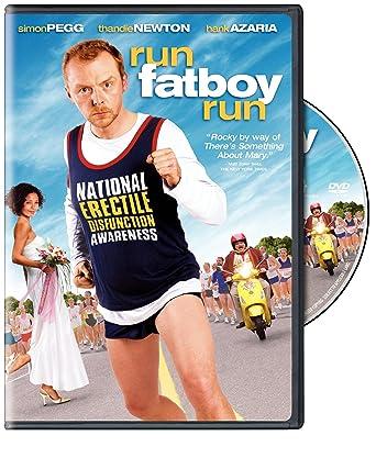 Amazon com: Run, Fatboy, Run: Simon Pegg, Thandie Newton